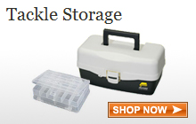 Ultralight Tackle Storage