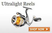 Ultralight Reels