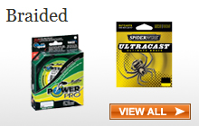 Braided Line for Ultralight Fishing