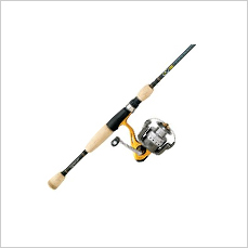 Buy the Quantum Triax Ultralight Spinning Combo