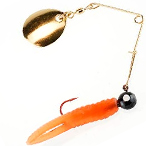 Johnson Original Beetle Spin Jigs for Ultralight Fishing
