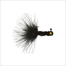 Marabou Jigs for Ultralight Fishing