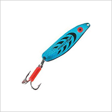 Mepps Syclops Spoons for Ultralight Fishing