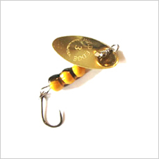 Wyld Edge Spinners for Ultralight Fishing