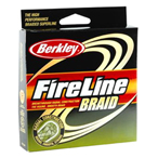 Berkley FireLine Braided Line for Ultralight Fishing