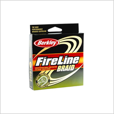 Berkley FireLine Braid for Ultralight Fishing