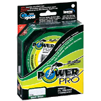 Power Pro Spectra Braided Line for Ultralight Fishing