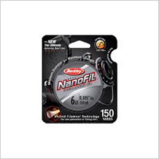 Berkley Nanofil Fused Line for Ultralight Fishing